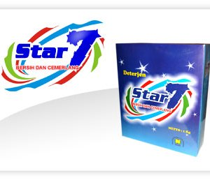 Deterjen STAR-7 Natural Nusantara