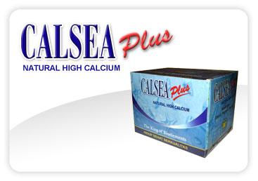 Natural Calsea Plus Natural Nusantara Produk Kesehatan Natural Nusantara