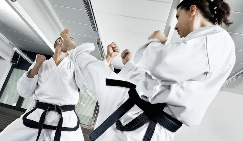 Taekwondo Classes - Peoria - Illinois