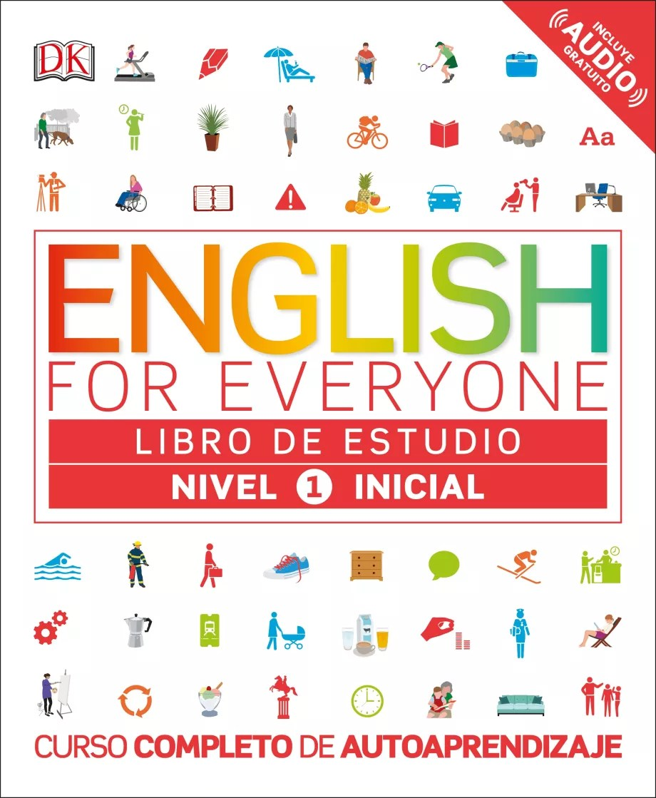 Libros Ingles Nivel Basico English For Everyone Nivel 1 Inicial Libro De Estudio