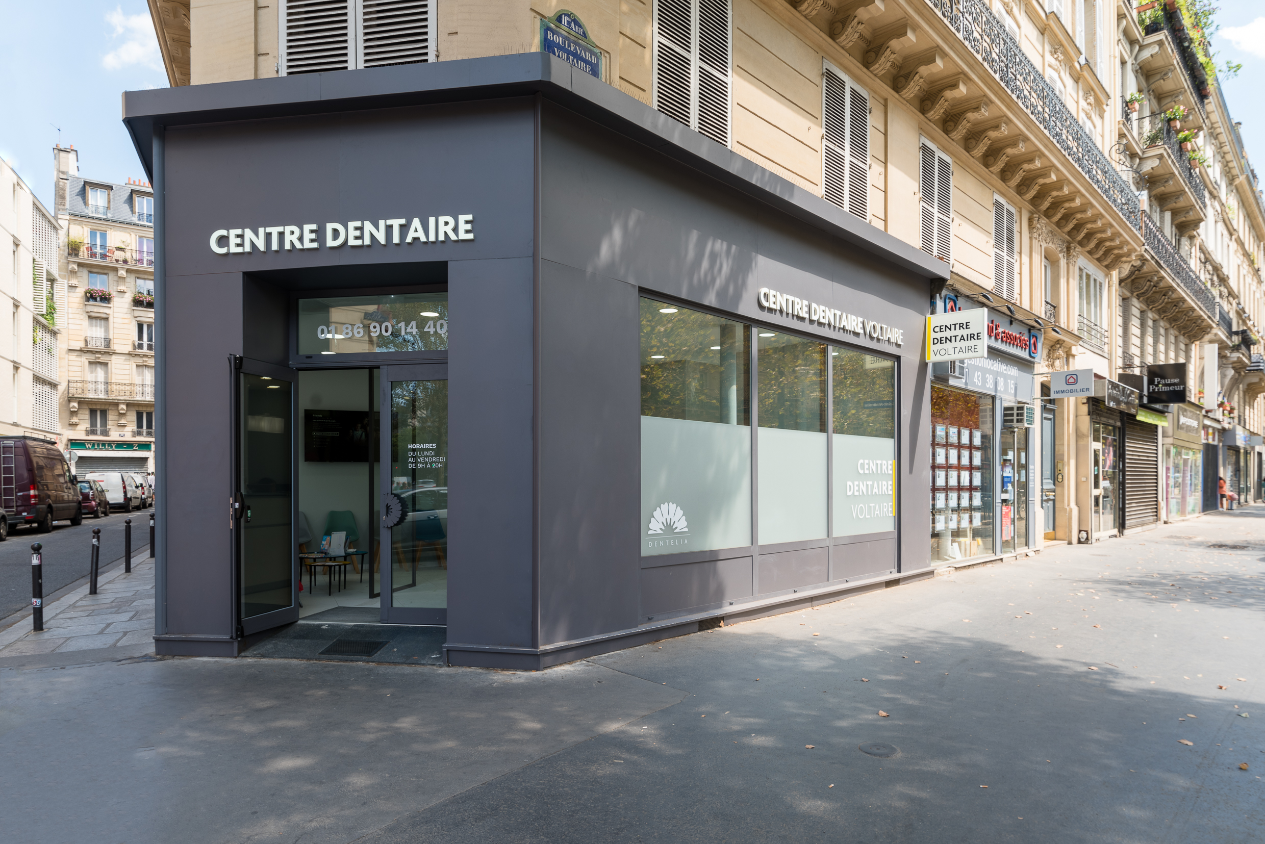 Cabinet Dentaire Levallois Centre Dentaire Voltaire Dentelia Centre Dentaire à Paris