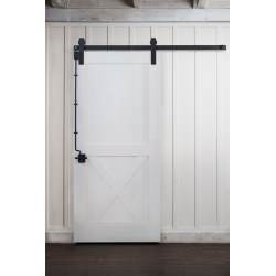 Small Crop Of Barn Door Lock