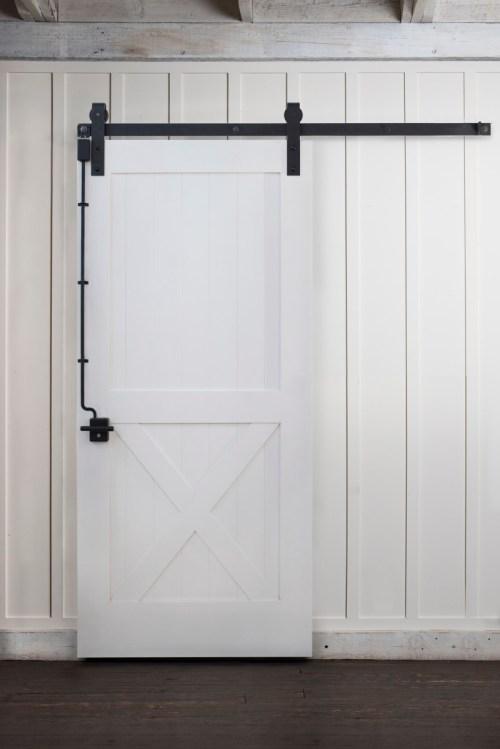 Medium Of Barn Door Lock