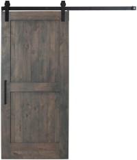 2 Panel Barn Door: Interior & Sliding Barn Doors | Rustica ...