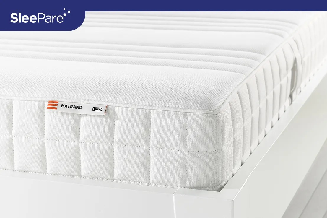 Hovag Mattress Ikea Matrand Memory Foam Vs Ikea Myrbacka Memory Foam Sleepare