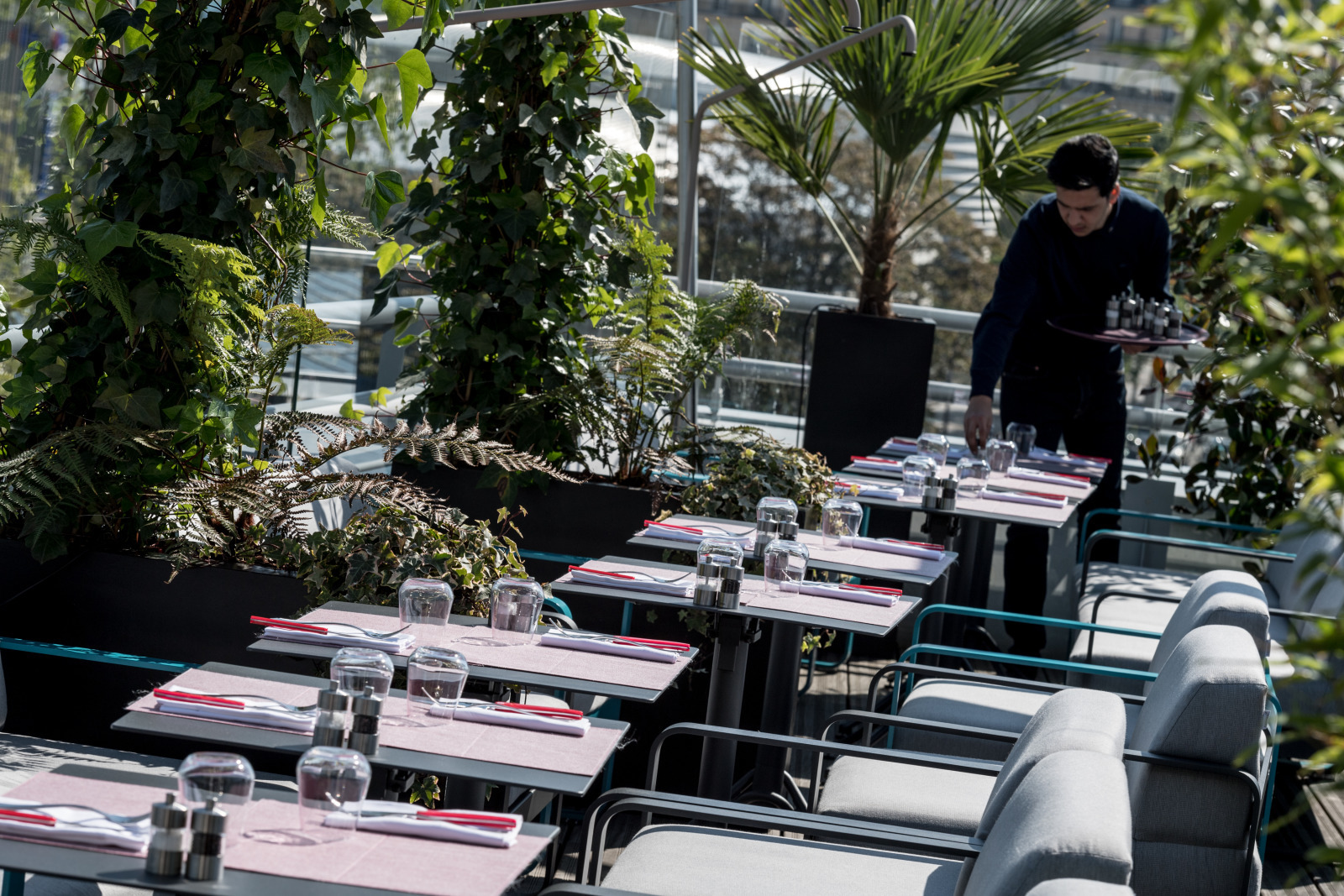Brunch Toit Terrasse Paris Top Des Rooftops à Paris Île De France Visitparisregion