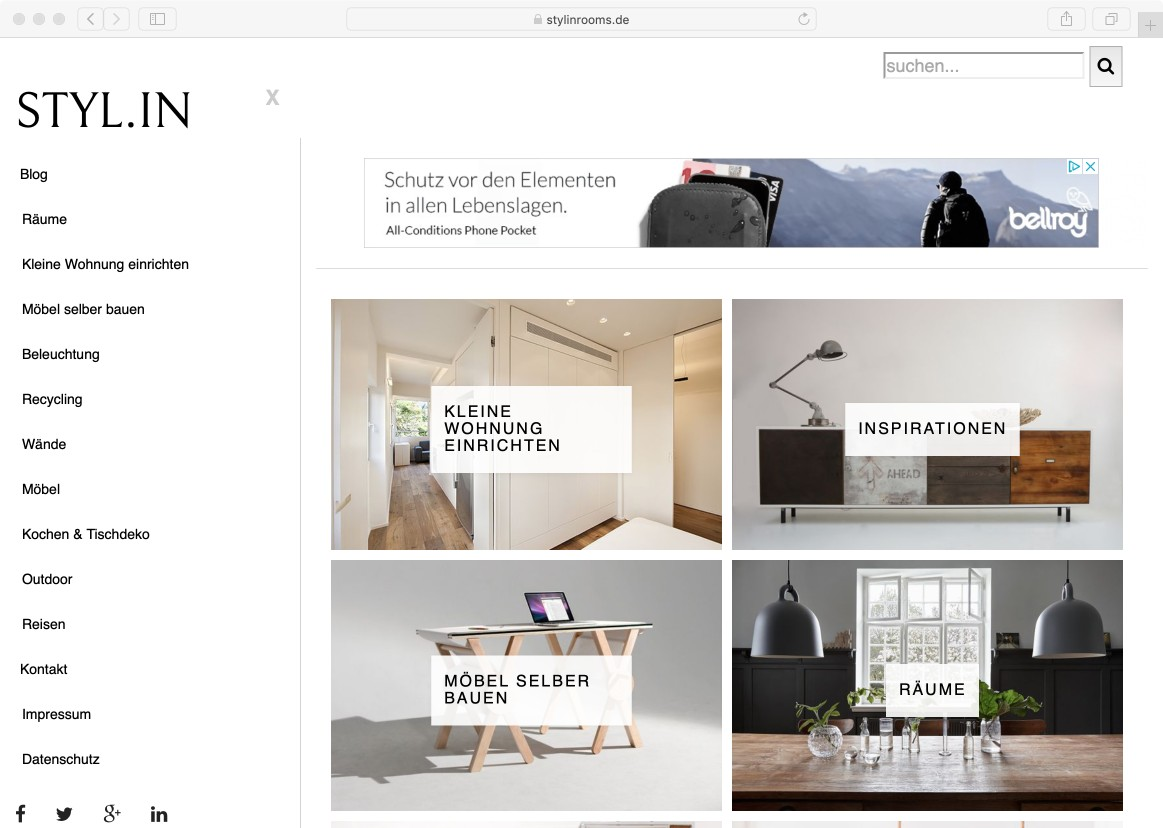 Design Interieur Blog 22 Deutsche Interior Design Blogs Ofri Magazin