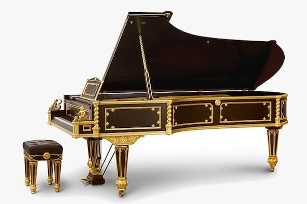 Bosendorfer Emperor Concert Grand Piano - Luxury Branded