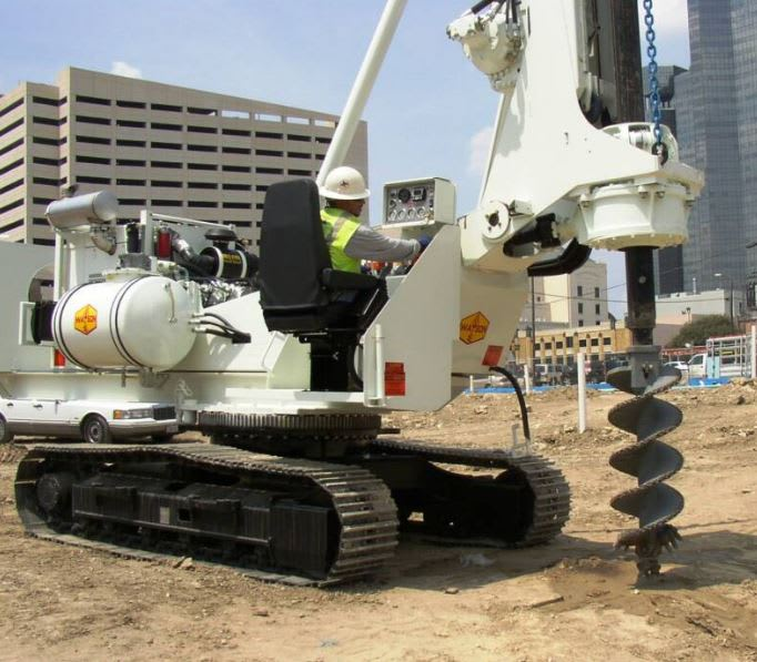 drillled pier/piles vs auger cast pile - Structural engineering