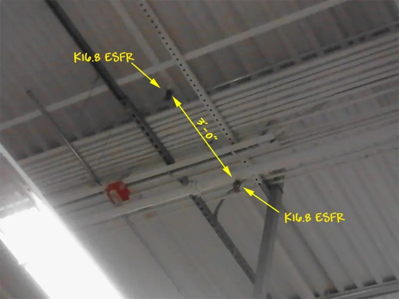 Esfr And How Would You Approach This Nfpa Fire Code