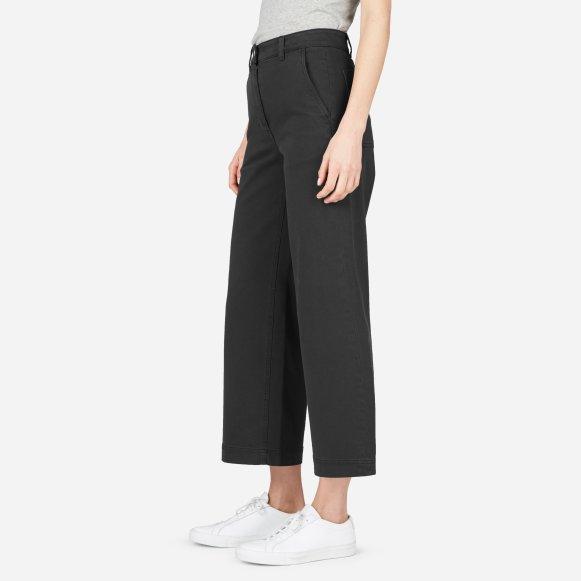 Women\u0027s Wide Leg Crop Pant Everlane