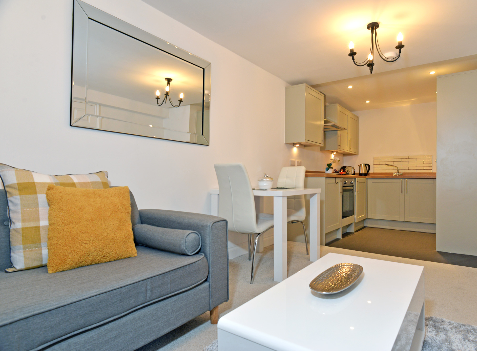 Sofa Bed Eastbourne Couples Retreat In Eastbourne 1 Bed Central Eastbourne Apartment