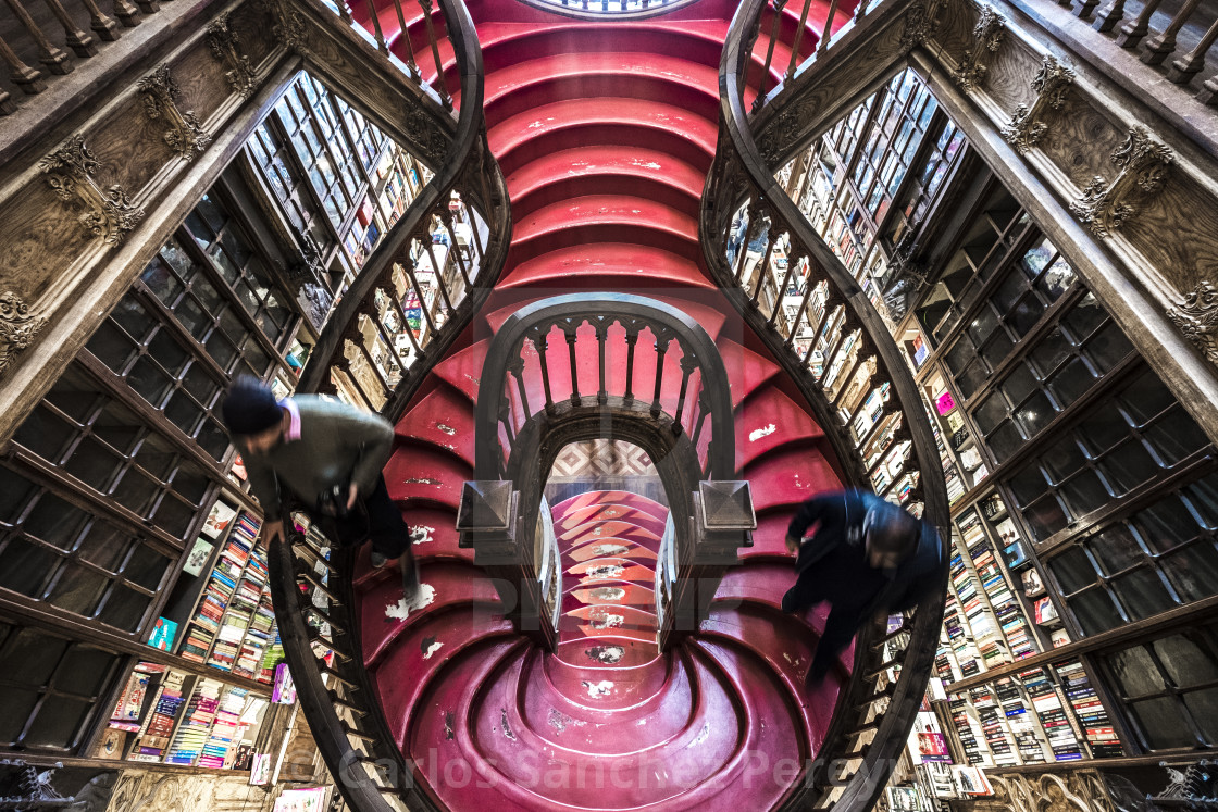 Librería Lello E Irmao Livraria Lello Irmão Bookstore License Download Or