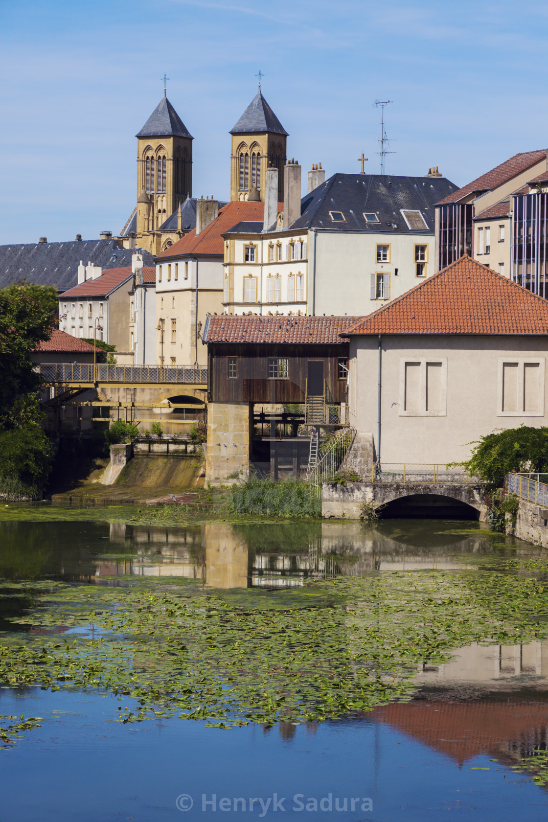 Architecte Metz Architecture Of Metz And Moselle River License Download Or