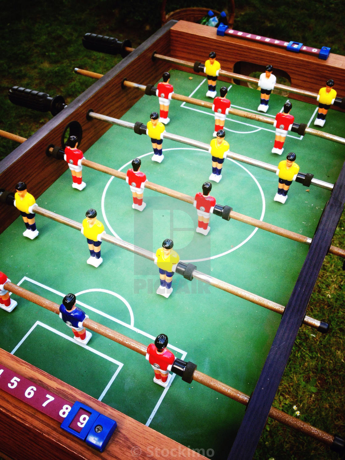Football Vintage Tisch Fussball Game License Download Or Print For 31 00 Photos Picfair