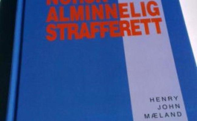 Norsk Alminnelig Strafferett Henry John Mæland 9788291641171 Haugenbok No