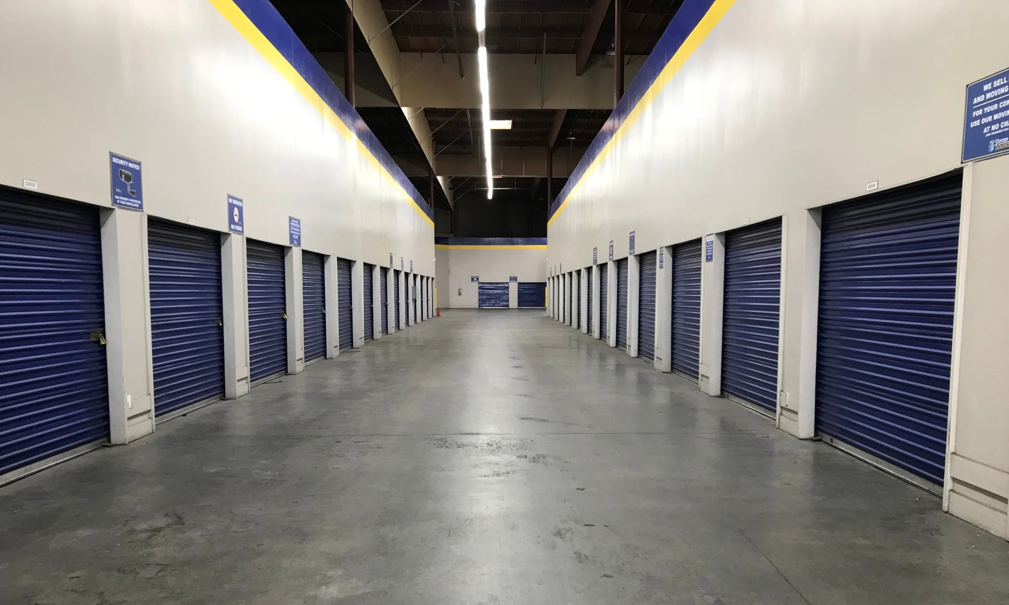 Solutions Storage Self Storage Units Downtown San Jose Ca Storage Solutions