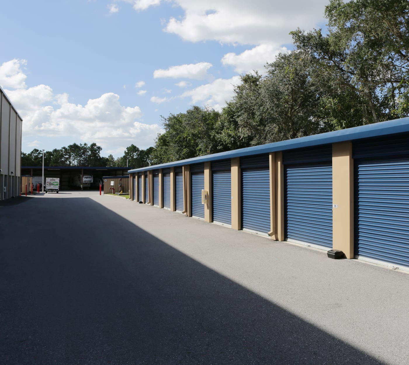 Storage Unit Cost Self Storage Units Bradenton Fl Near University Park
