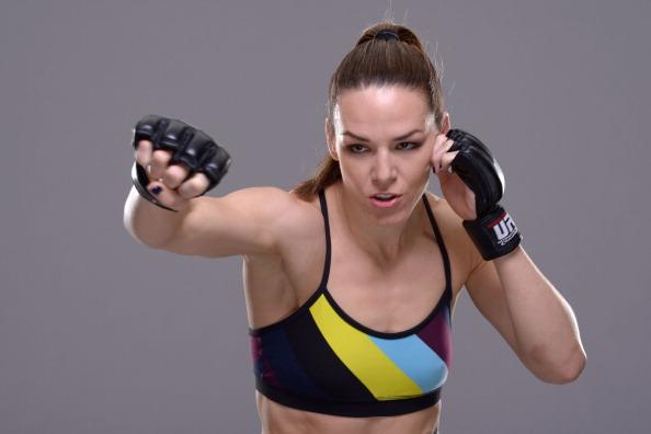 alexis davis ufc fighter
