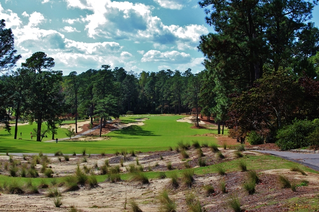 mid pines golf