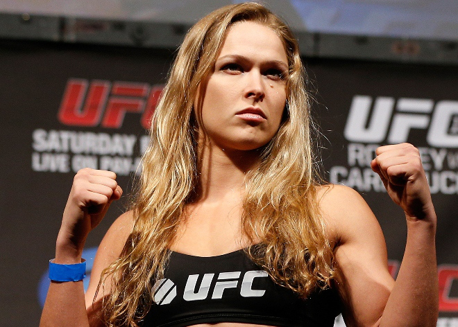 7 Lessons Women Can Learn From MMA Champ Ronda Rousey