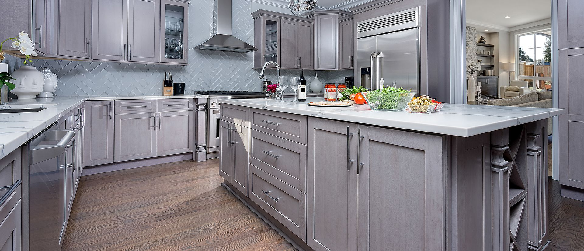 Custom Made Kitchen Cabinets Custom Wood Cabinets
