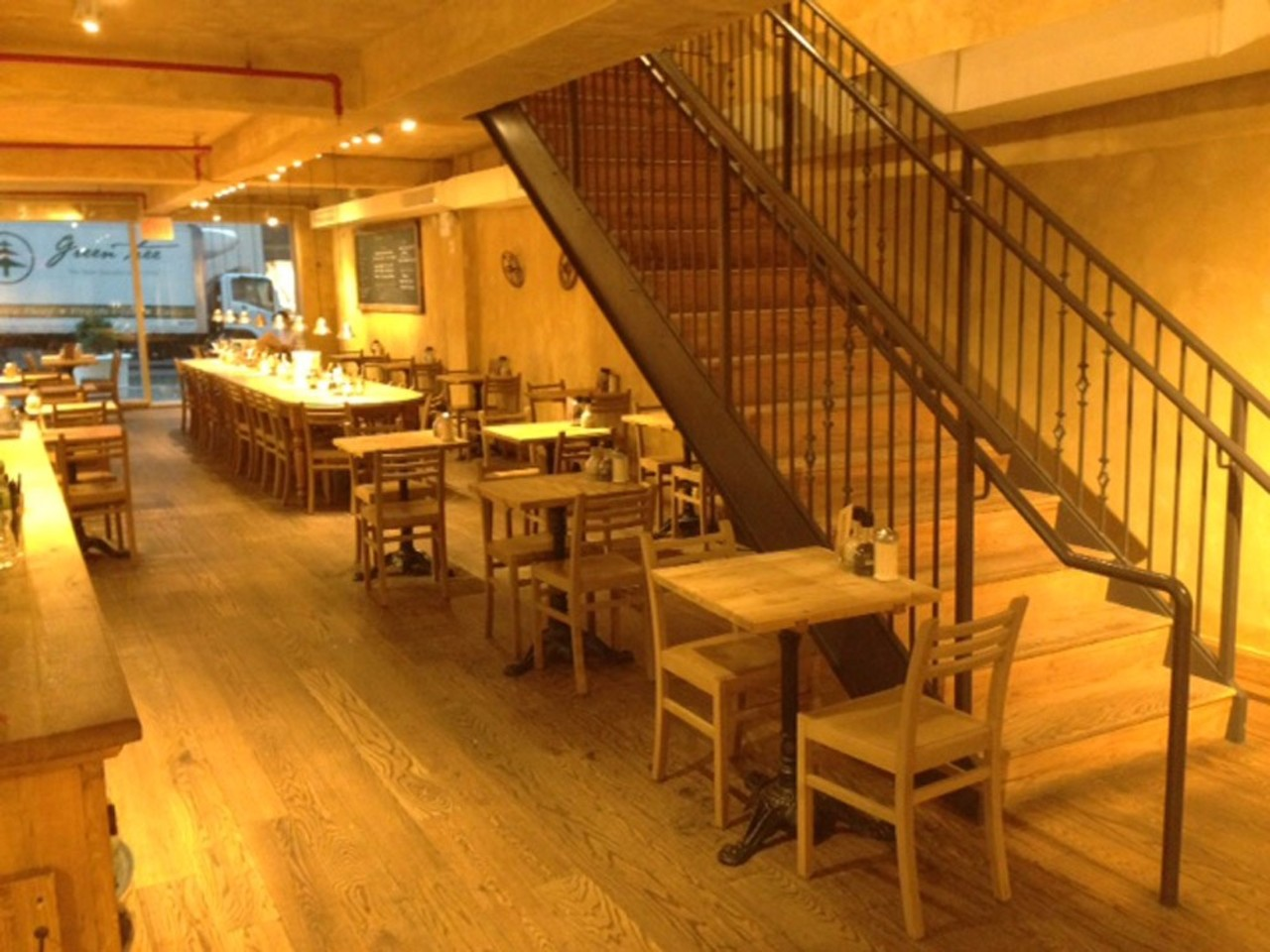 Cucina New York Grand Central Rental Of Le Pain Quotidien From Eventum