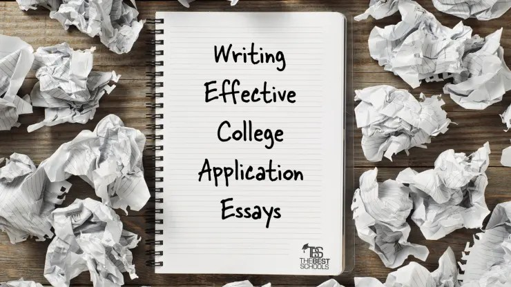 Writing Effective College Application Essays - writing essays in college