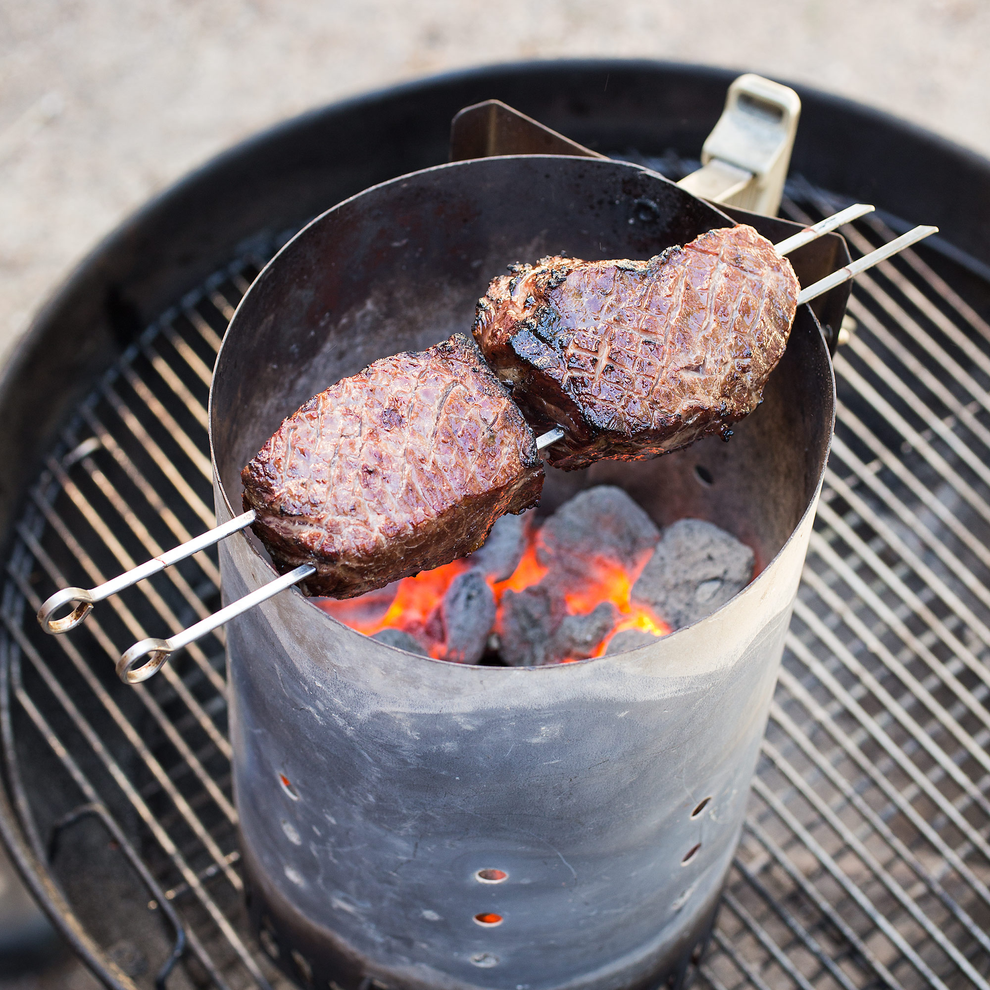 Coal Bbq Can You Reuse Charcoal Briquettes Cook S Illustrated