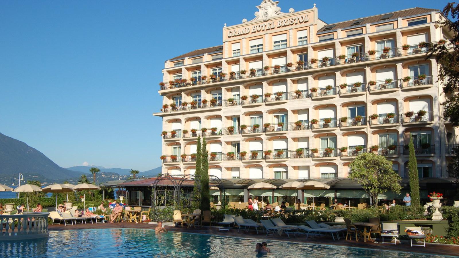Grand hotel stresa topflight