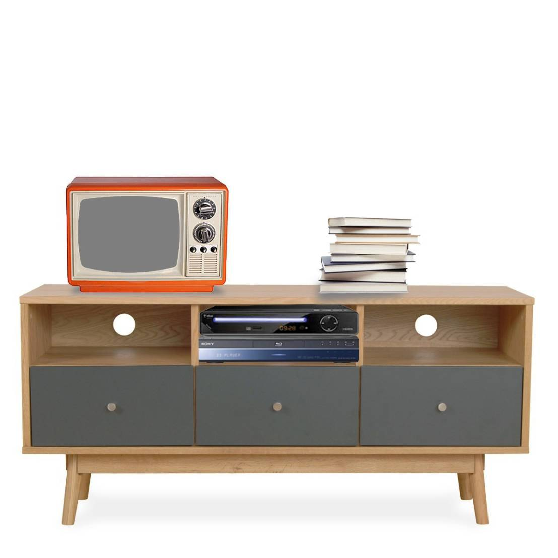 Meuble Tv Oslo Meubles De Salon Buffet Console Ou Bahut