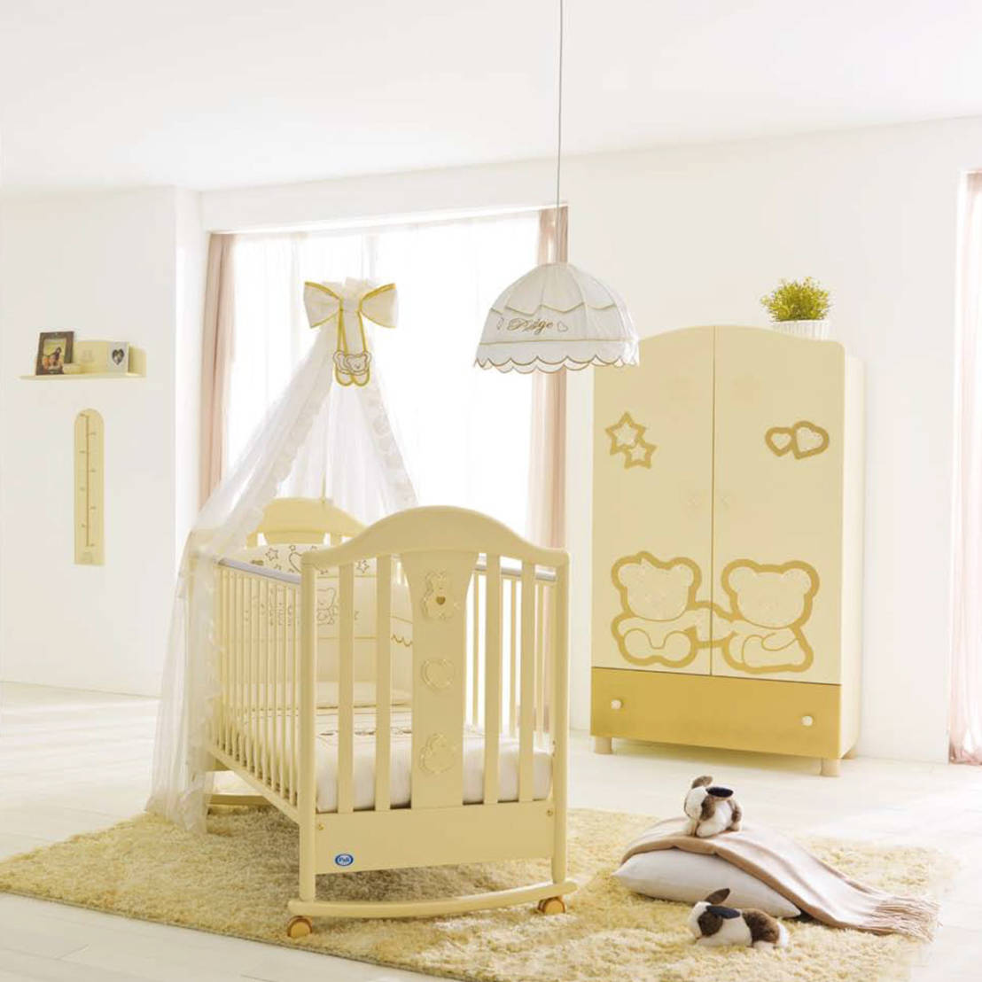 Pali baby furniture pali baby cot made in italy classic