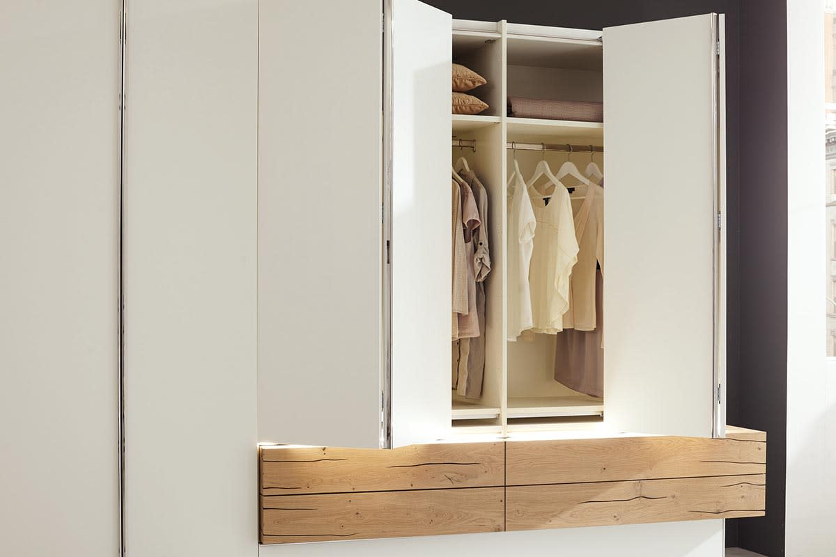 Modulare Kleiderschränke Gentis Wardrobe Hülsta Design Furniture Made In Germany