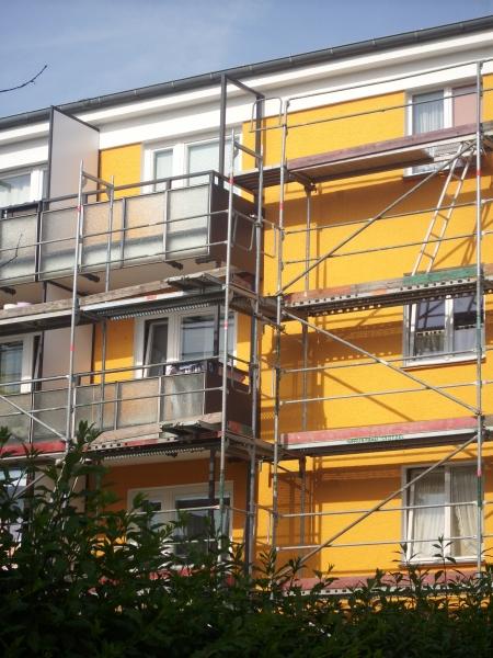 Fassade streichen und erhalten u2013 so gehtu0027s - fassade streichen