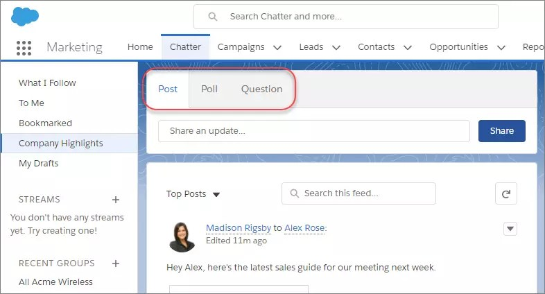 Understand How Actions Work in Lightning Experience Unit Salesforce