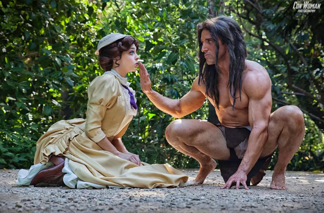 This Tarzan And Jane Cosplay Will Absolutely Blow You Away
