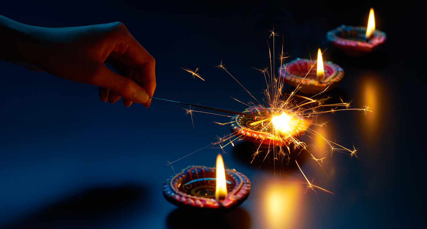Light Decoration Diwali Lights Lamps More How Diwali Decor Affects Your Mind