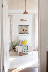 bright and rustic little boy room - Lay Baby Lay Lay Baby Lay