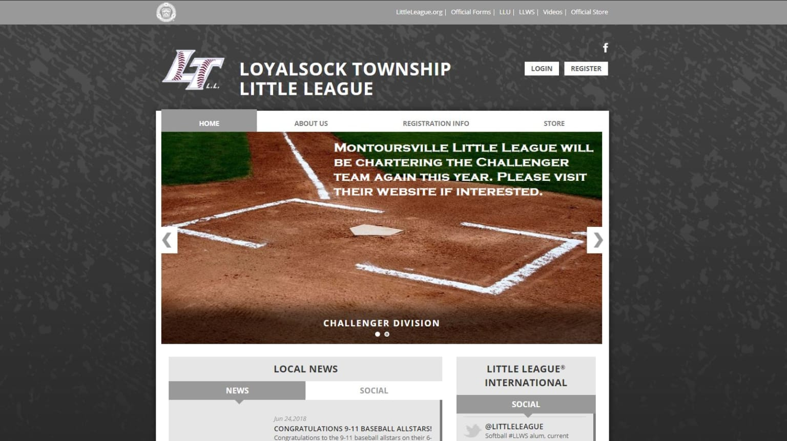 Share Websites The Value And Importance Of Developing League District Websites