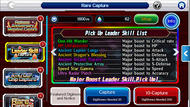 Digimon Links Guide How to Get and Use Leader Skills Digimon Links