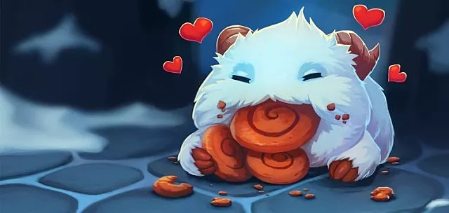Cookie Monster Cute Wallpaper Your Favorite League Of Legends Champions Look Cuter As