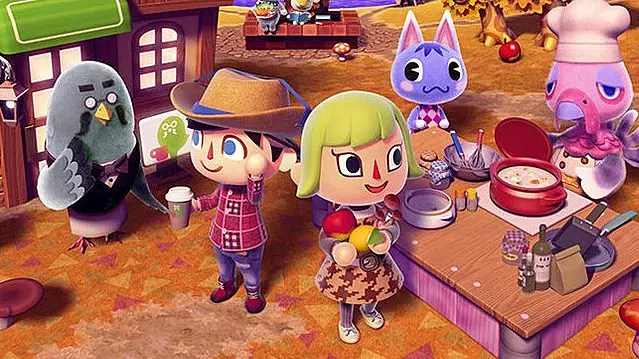 Fall Animal Crossing Wallpaper How Animal Crossing Helps Manage Depression And Anxiety