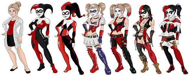 Cute Dia De Los Muertos Wallpaper How The Arkham Games Changed Harley Quinn Forever