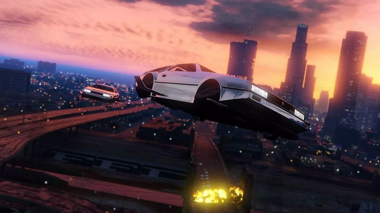 Destroying Car Wallpaper Gta Online Guide All New Doomsday Heist Dlc Vehicles