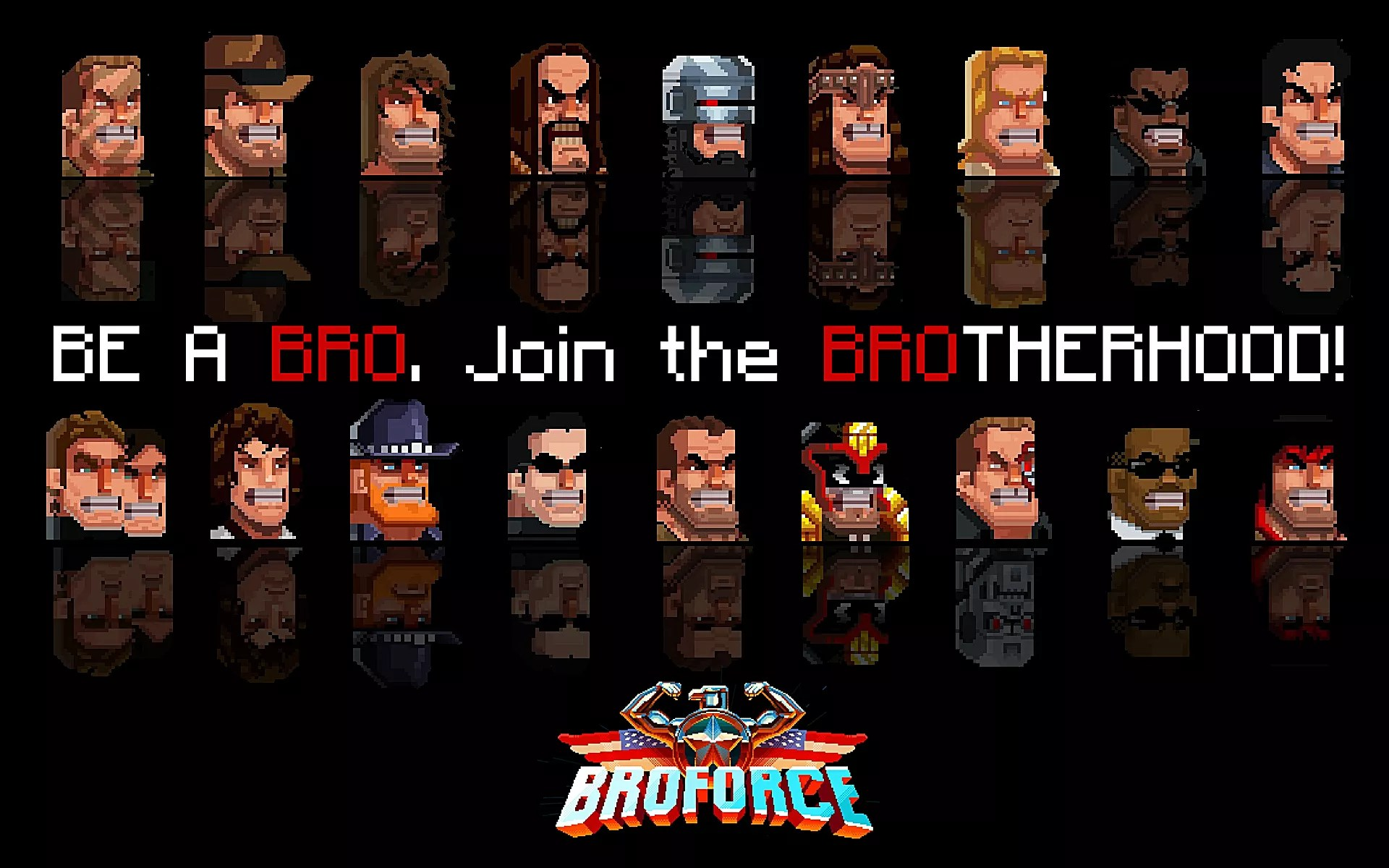 Ps4 Wallpaper Hd Bro Force Directed By Michael Bay Broforce