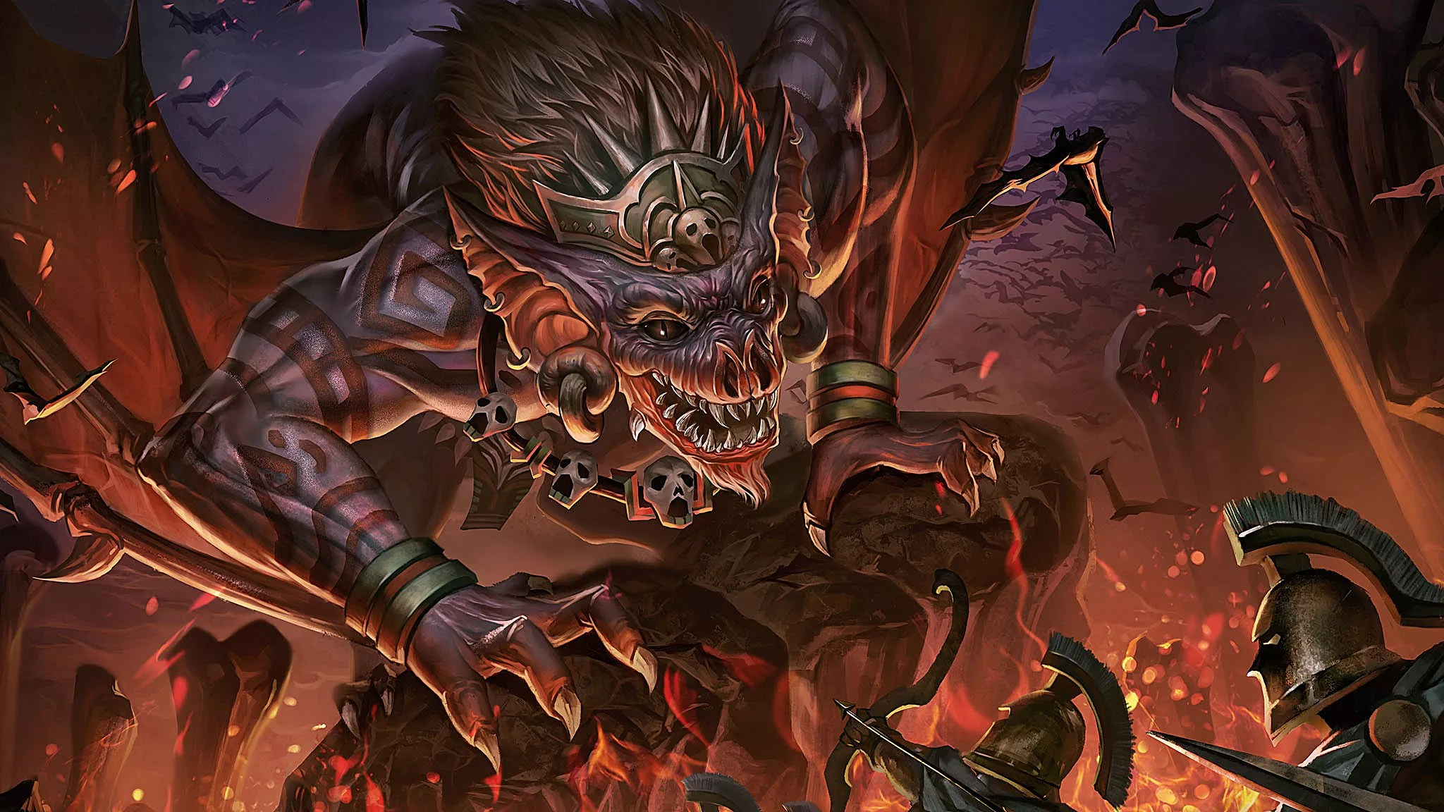 Danger 3d Wallpaper Smite Camazotz Build Guide Going Cama Ndo With The Deadly