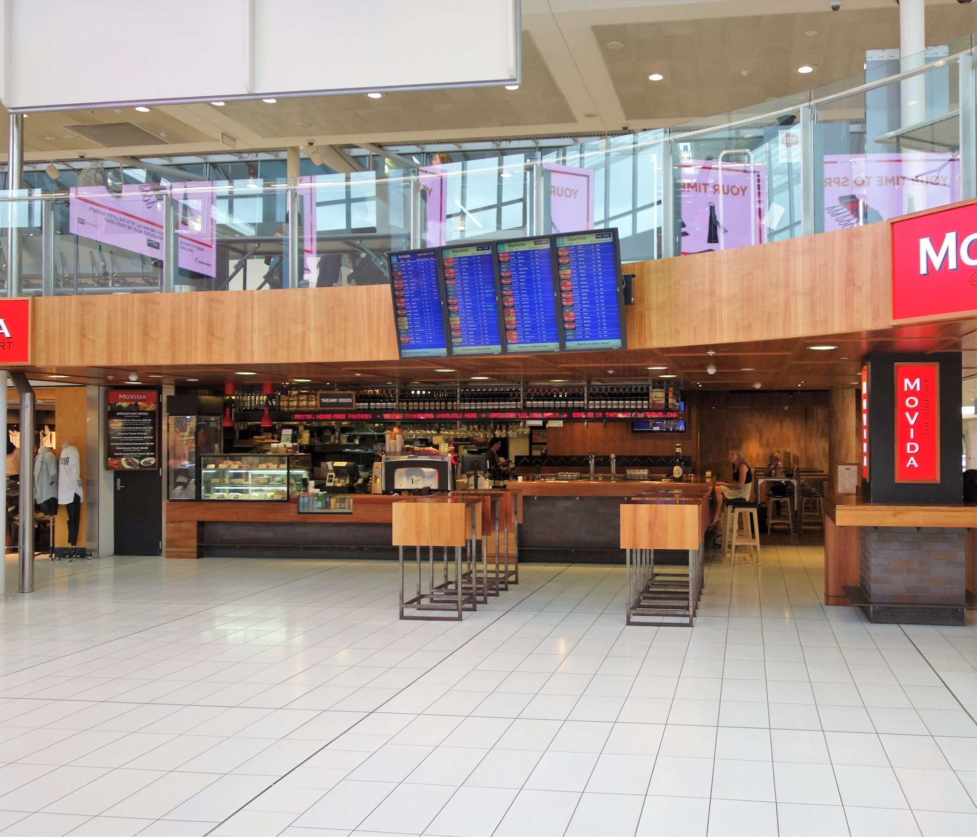 Sydney Airport Shops Syd Movida Reviews Photos Terminal 2 Domestic Sydney