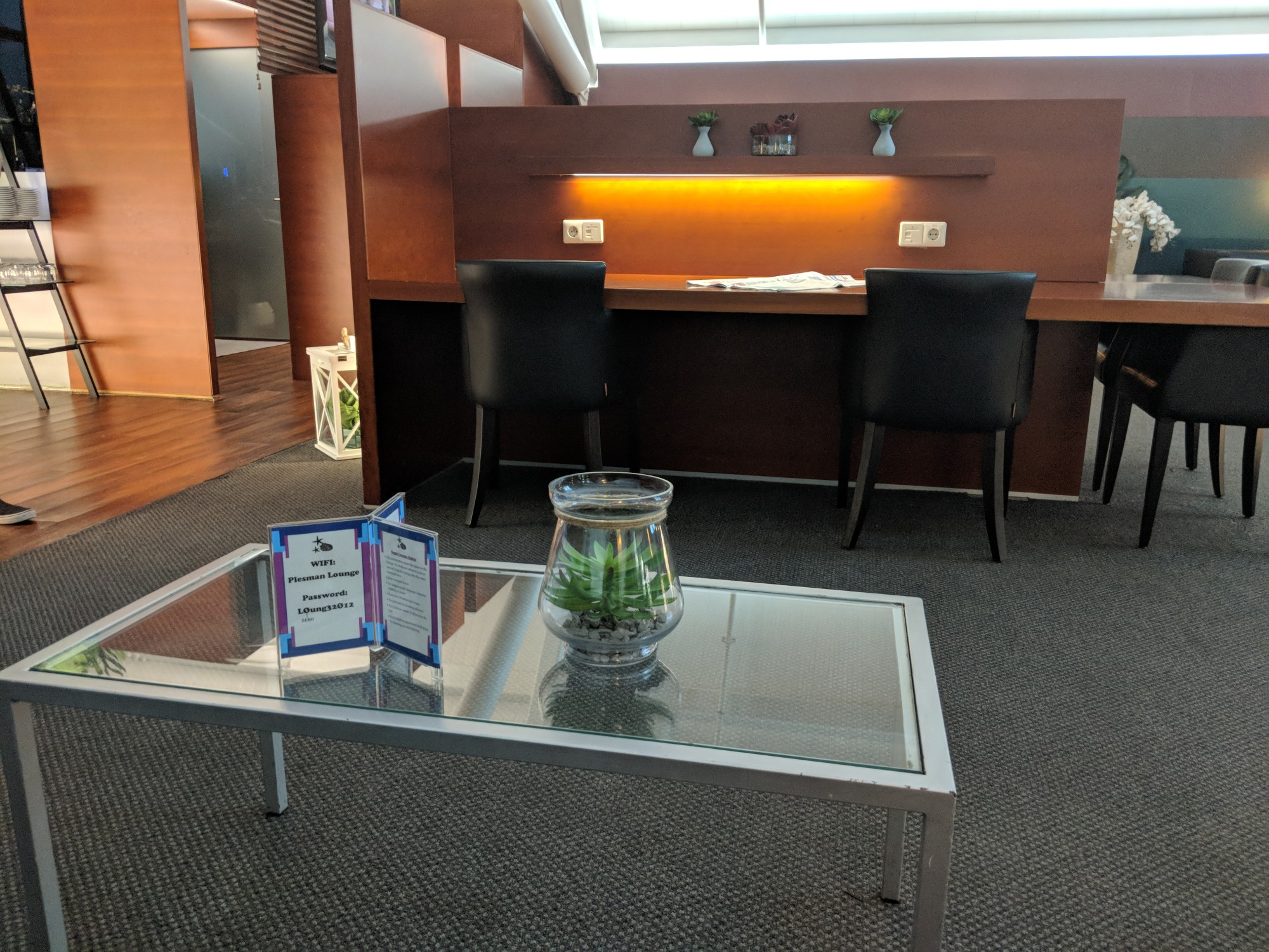Lounge Insel Atlanta Cur Cap Vip Lounge Reviews Photos Main Terminal Curacao