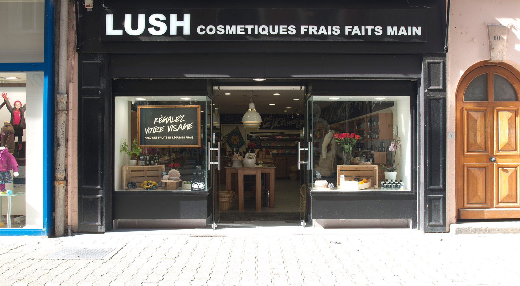 Grenoble Magasin Grenoble Lush France