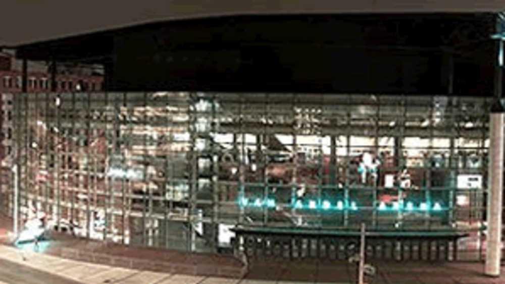 Van Andel Arena - Home of the Grand Rapids Griffins Hockey Team